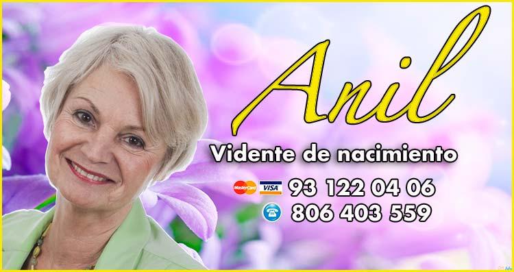 Anil - mejores videntes y tarotistas de España