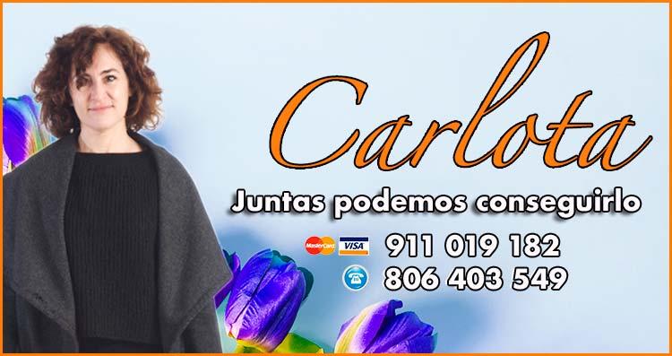 Carlota - mejores tarotistas de España