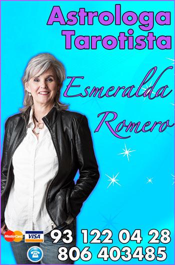 Esmeralda Romero - sidebar