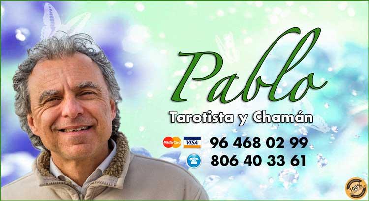 Pablo - tarotista y vidente de España