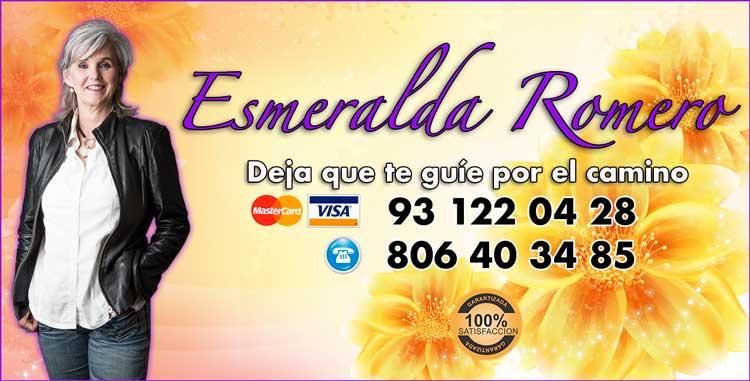 esmeralda ROMERO - la mejor tarotista y vidente